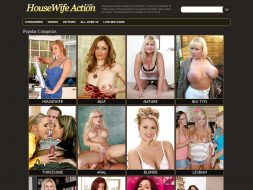 HOUSEWIFE ACTION