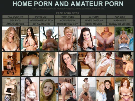 HOME PORN